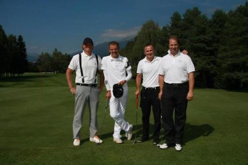 Swing it - Dobrodelni golf turnir Jureta Koširja